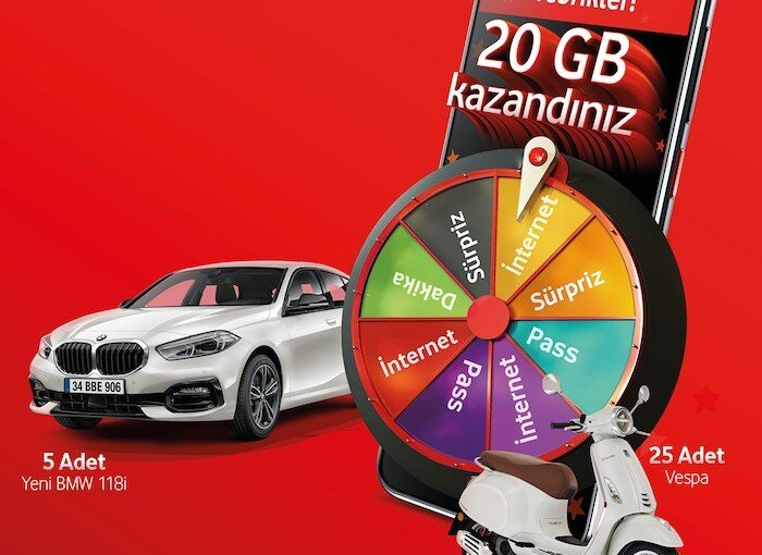 vodafone firsatlari